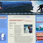 "NSSA "" Surfer of The Week "" Abbie Yates"