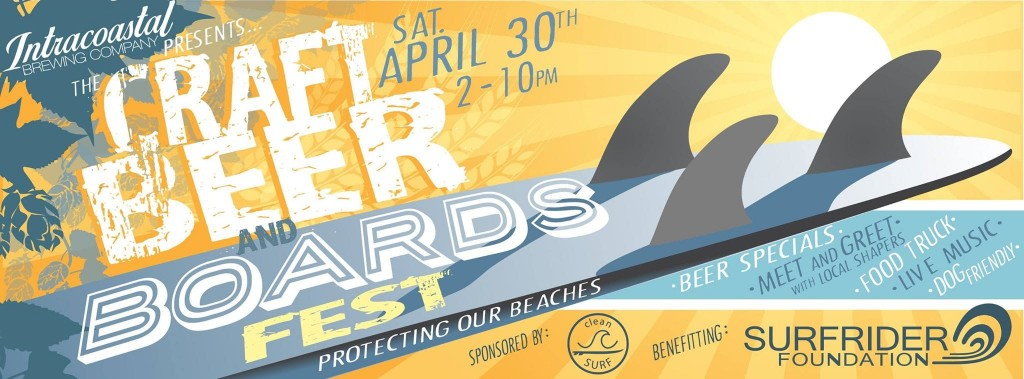 Craft Beer and Boards Fest / Rickey Carroll Surfboards