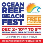 OCEAN REEF BEACH Festival - Dec 2nd