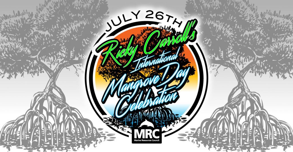 Ricky Carroll's International Mangrove Day Celebration