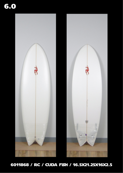Ricky Carroll Surfboards