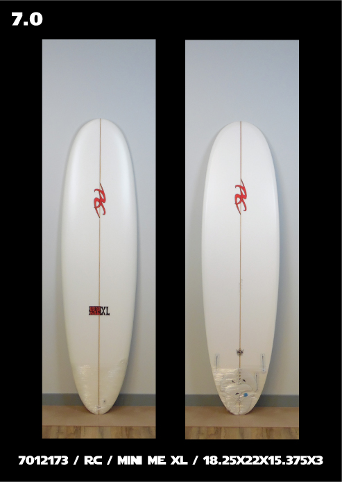 Ricky Carroll Surfboards Mini Me XL Fun Shape