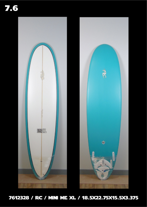 Ricky Carroll Surfboards East Coast Shaper