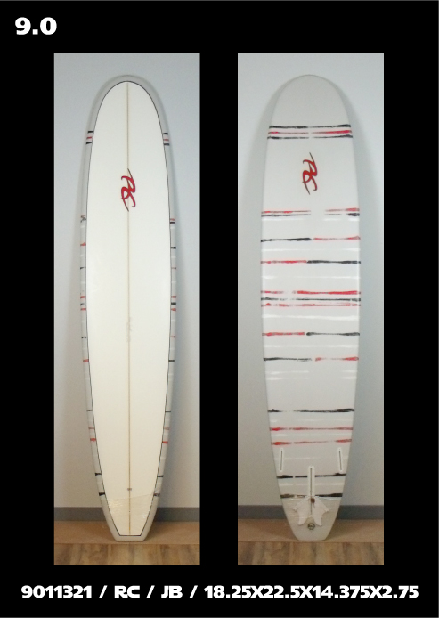 Ricky Carroll Surfboards JB Model Longboard
