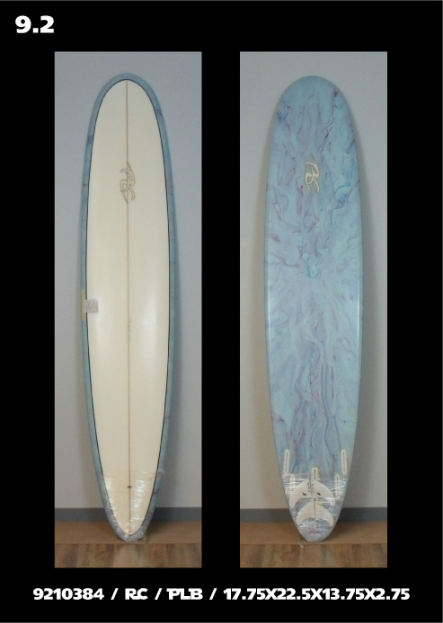Ricky Carroll Surfboards / Performance Longboard