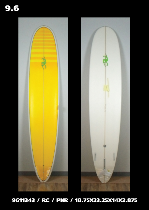 Ricky Carroll Surfboards - Performance Noserider