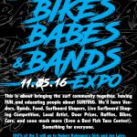 Boards, Bikes, Babes and Bands Expo