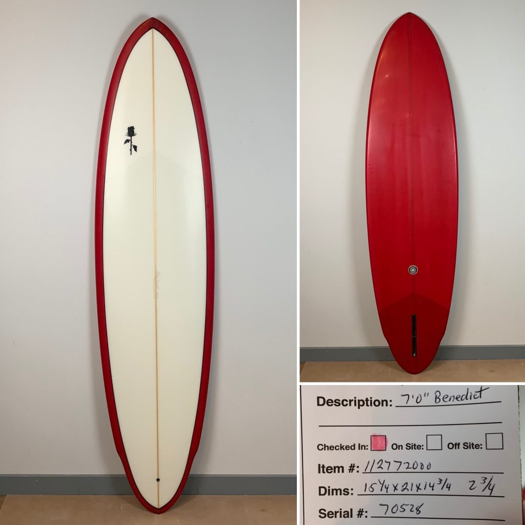 Black Rose MFG Surfboards