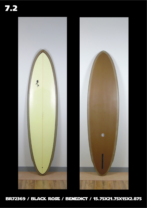 Black Rose Surfboards