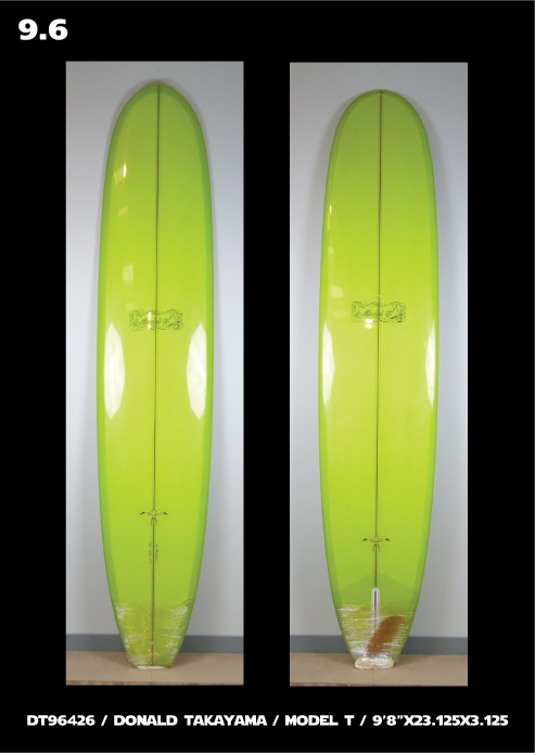 Surfboards by Donald Takayama Model T
