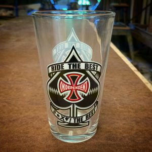Independent Truck Co. Skateboard > Ante Pint Glass
