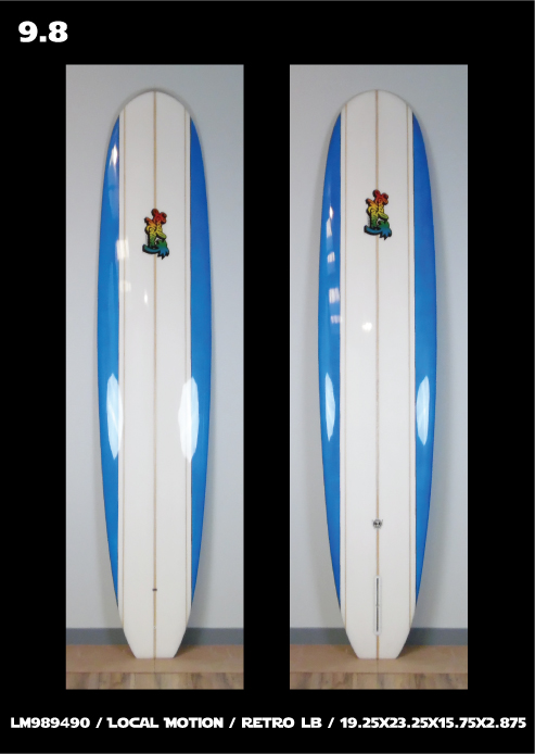Local Motion Hawaii Surfboard