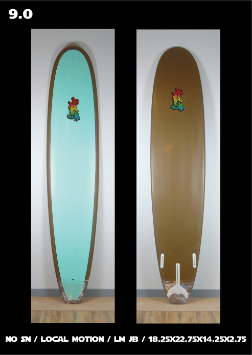 Local Motion Longboard Surfboard