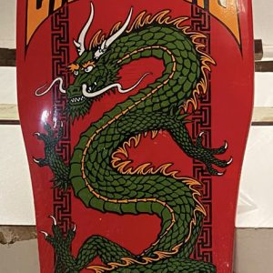 Powell Peralta Steve Caballero Chinese Dragon Red