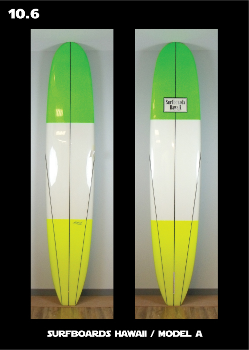 Surfboard Hawaii - Model A