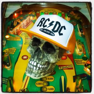 RCDC - Black and Gold - Snapback Trucker Hat