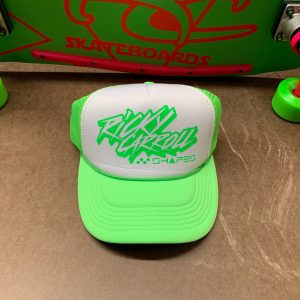 Totally Rad Ricky Carroll Shapes / Surfboards 80s Trucker Hat / GW