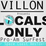 Locals Only SurFest - Feb 9-11