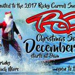 2017 Ricky Carroll Surfboards Christmas Sale Dec 9th