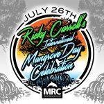 Ricky Carroll's International Mangrove Day Celebration