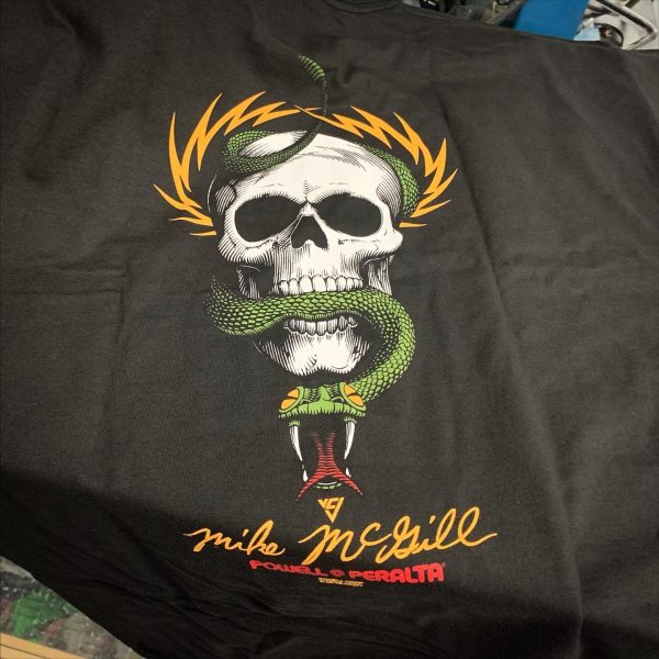 Powell Peralta Mike McGill Shirt