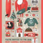 2018 Ricky Carroll Surfboards Christmas Sale - Dec 15th