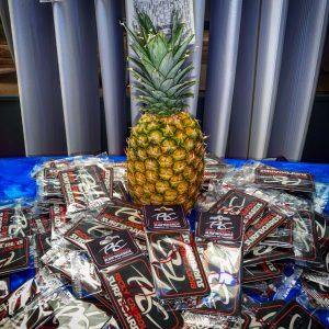 Ricky Carroll Surfboards Pineapple Air Freshener