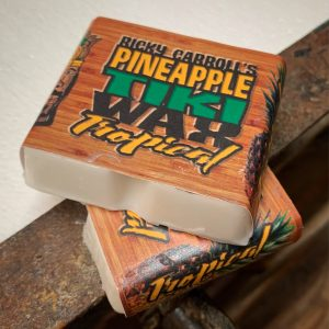 Ricky Carroll's Pineapple Tiki Surf Wax / Tropical 4 pack