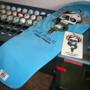 Powell Peralta Mike McGill Skull and Snake Deck with Sticker