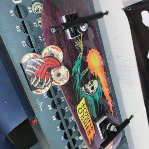 Santa Cruz Corey O'Brien Reaper Complete Skateboard