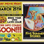 Surf Movie Night at Ricky Carroll Surfboards