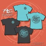 Ricky Carroll Surfboards Authorized Dealer / Surf Shop Colab Series T-shirts