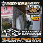R&D Factory Tour & Food Truck Friday at RC's