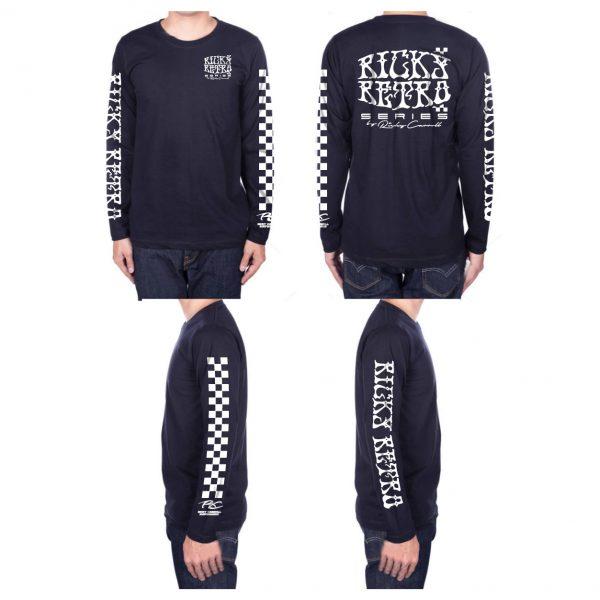 Ricky Retro Series by Ricky Carroll Surfboards > Long Sleeve T-Shirt
