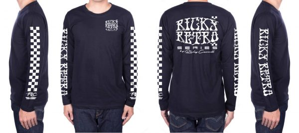 Ricky Retro Series by Ricky Carroll Surfboards > Long Sleeve T-Shirt