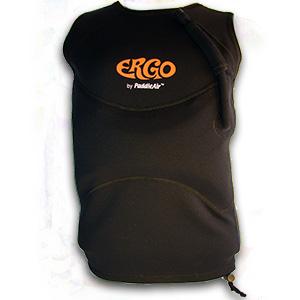 Ergo Black Neoprene Vest #ER-100V