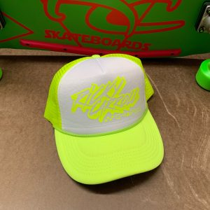 Totally Rad Ricky Carroll Shapes / Surfboards 80s Trucker Hat / YW