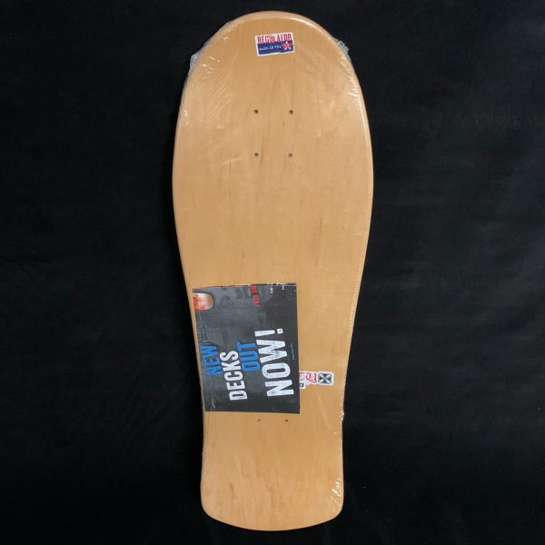 Limited Edition Fred Smith 3 Beer City Loud One Reissue Skateboard Deck ALVA Red